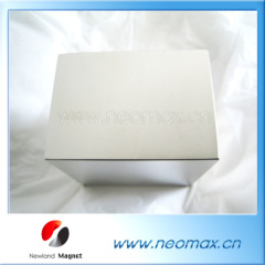 permanent sintered NdFeB block magnet