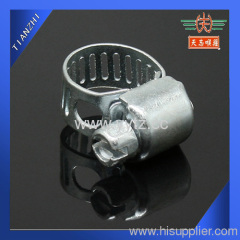 5/16  Spring Band Hose Clamp