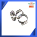heavy duty worm drive pipe clamp