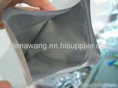 glossy bags hard plastic bag