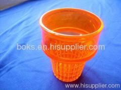custom plastic ice cream cups