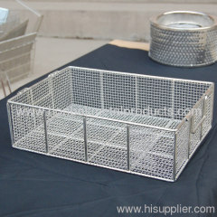 Medical Wire Baskets/Cleaning Baskets