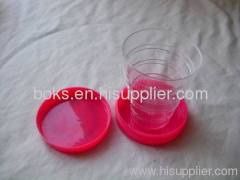cheap durable plastic folding cups