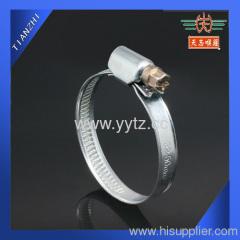 9MM band german type hose clip