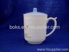 plastic drinking cups with cap