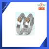 zinc plated german type hose clip
