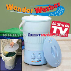 Draagbare Wasmachine Wonder Washer As Seen On TV