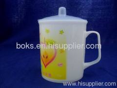 customized plastic drinking cups with cap