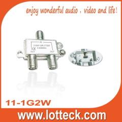 5-900MHZ 11-1G2W 2-way splitter