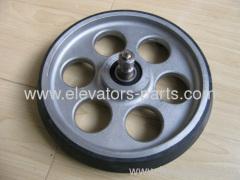 Otis elevator parts contact roller -200mm lift parts original new