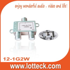 ONE IN ONE OUT EMC TESTED 2-WAY SPLITTER