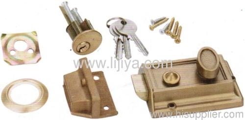 pin code door lock from China manufacturer - Wenzhou Lingjingyan ...