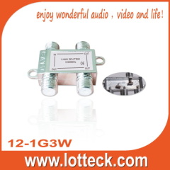 High Quality 1 in 3 out 3-way splitter