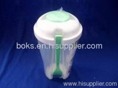 durbale cheap plastic salad cups