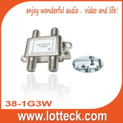 5-1000MHZ HIGH QUALITY 3-WAY-SPLITTER