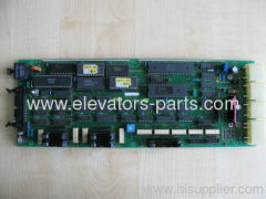 PC Board For TOSHIBA Elevator CCU-A