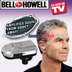 BELL AND HOWELL MICRO PLUS SOUND AMPLIFIER