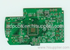 high frequence PCB motherboard