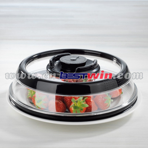As Seen on TV Press Dome- Universal Vacuum Air Tight Food Se