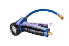 Charging kit for HFC HCFC CFC system air conditioner parts