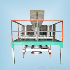 1000kg packer for different density of powder with weight 1000kg in flour or feed plants 500-1000kg/bag