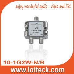 SATV USE 3.5-4.2dB Insertion Loss 2-way Splitter
