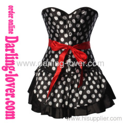 Sexy Fashion Exclusive Corset With Dress