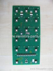 schindler elevator pcb board ID NR.594104