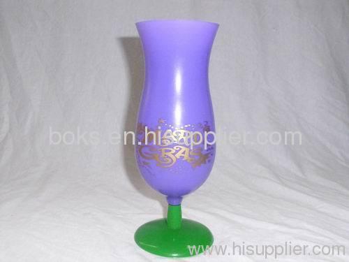 strange plastic water cups
