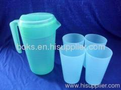 5packs plastic cold water pitchers