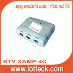 LOTTECK STV-XAMP-24C COMPACT AMPLIFIER