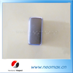 permanent neodymium block with coating