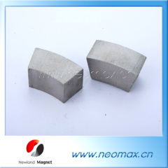 Samarium Cobalt Segments for Motors