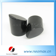 black custom neodymium magnets