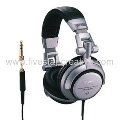 Sony MDR V700DJ DJ-Style Monitor Series Supra-Aural Closed-Back Headphones