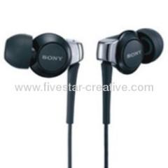 Black New Sony MDR-EX300SL In-ear Earphones Headphones