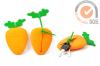 Carrotfantasy Silicone Carrot Key case & key bags
