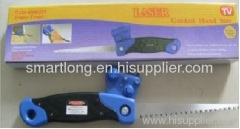 Laser Guided Hand Saw