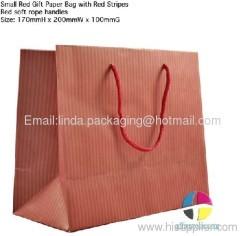 Promotional Carrier Bag/Big Shopping Bag/ Paper Bag