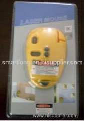 Mini 2 Line Laser levels Mouse type
