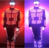 LED Robot costumes, Lumineux Costumes, LED Dance costume