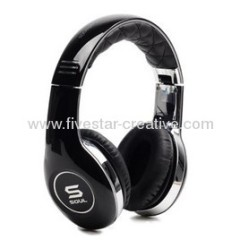 SL150 Pro Hi-Definition On-Ear Headphones Black