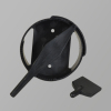ventilation parts plastic dial regulators