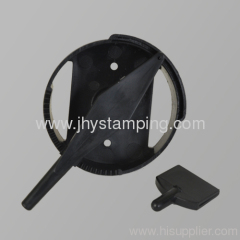 HVAC plastic dial regulator
