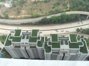 landscaping grass projects-roof top