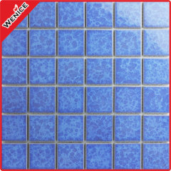 Blue color mozaik tile 45x45