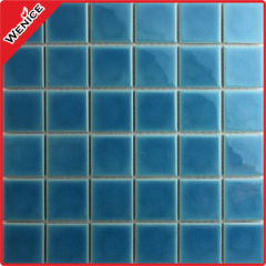 Mini tile 45x45 for swimming pool