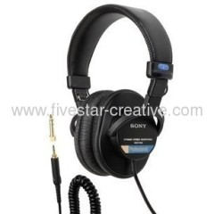 Sony MDR-7506 Large Diaphragm Foldable Headphones