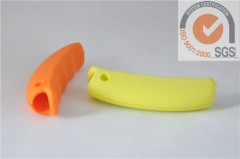 colorful Silicone handle bag