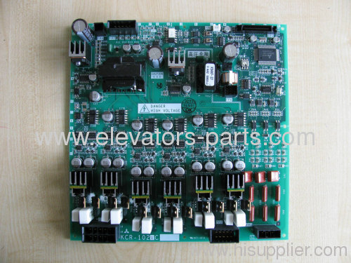 Mitsubshi Elevator Parts KCR-1021C lift parts PCB original new